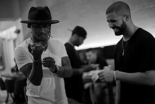 Future and Drake.