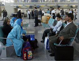 Imam Khomeini Airport. Click image to expand.