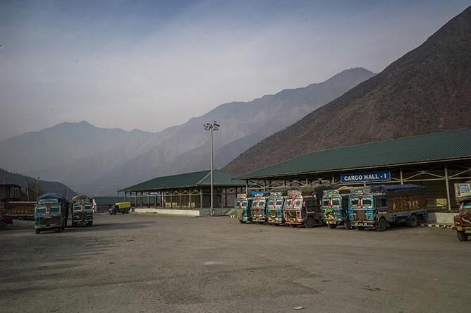Uri, India, December 2014: