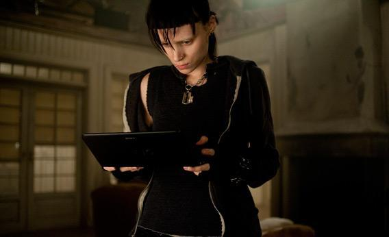 'The Girl With The Dragon Tattoo.'