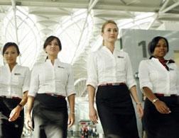 Fly Girls.