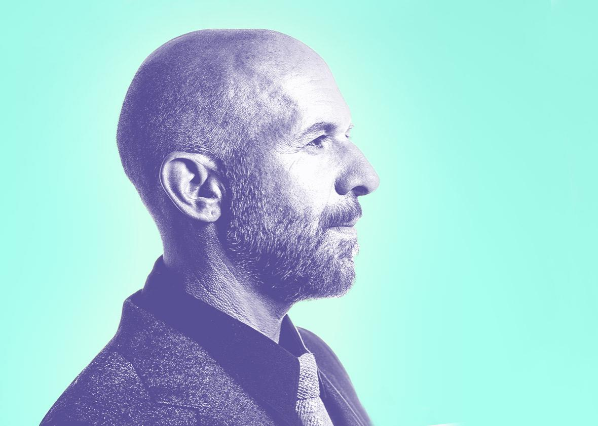 Author Neil Strauss.