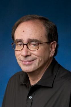 Author R.L. Stine.