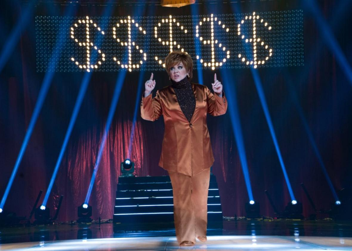 Melissa McCarthy in The Boss.