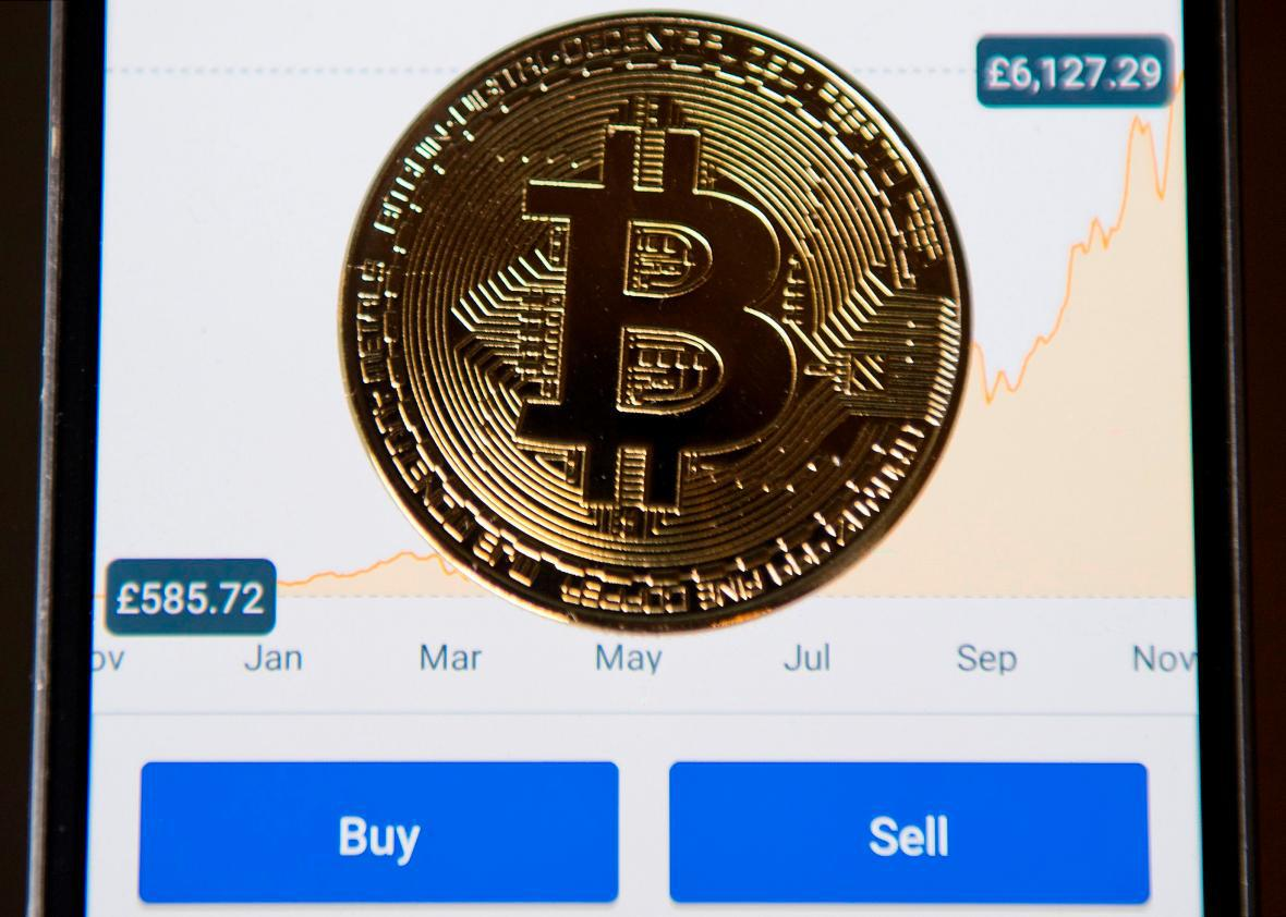What happens when millions of dollars of bitcoin and other