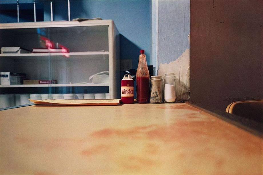 William Eggleston, Color Rush