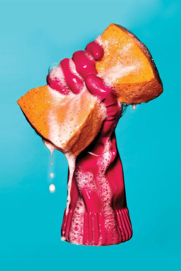 Mamison Quality Kitchen Rubber Gloves