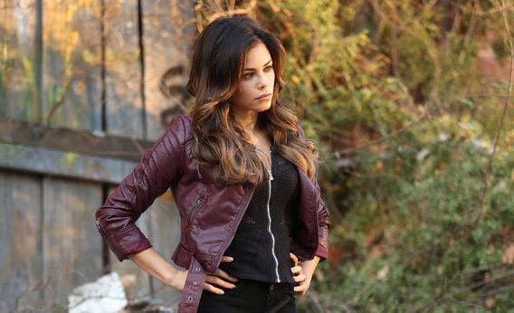 Jenna Dewan-Tatum as Teresa in the premiere episode of 'American Horror Story: Asylum.'