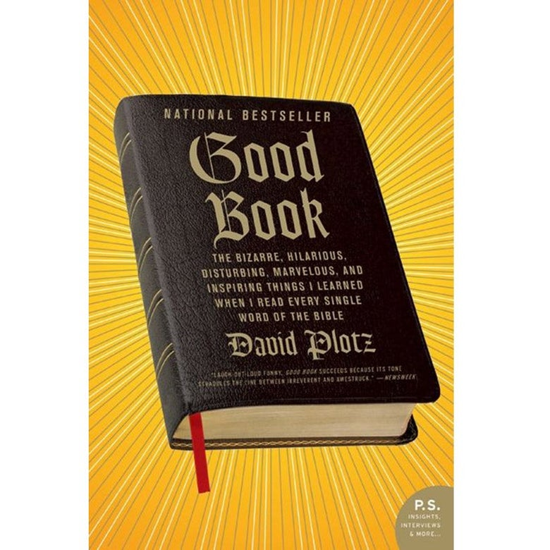 Cover of Good Book.