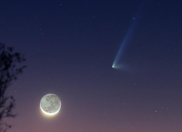 Phils Astronomy Blog: Comet Pan-STARRS