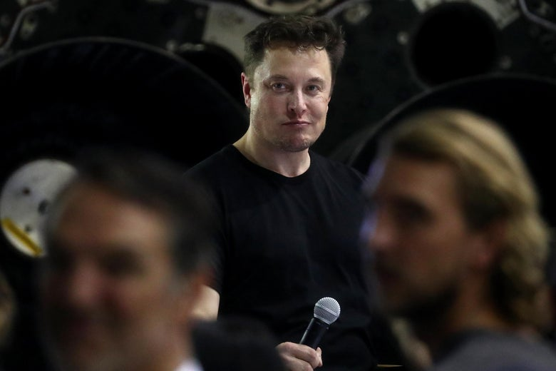 Musk has become a popular target for Twitter impersonators looking to steal Bitcoin.