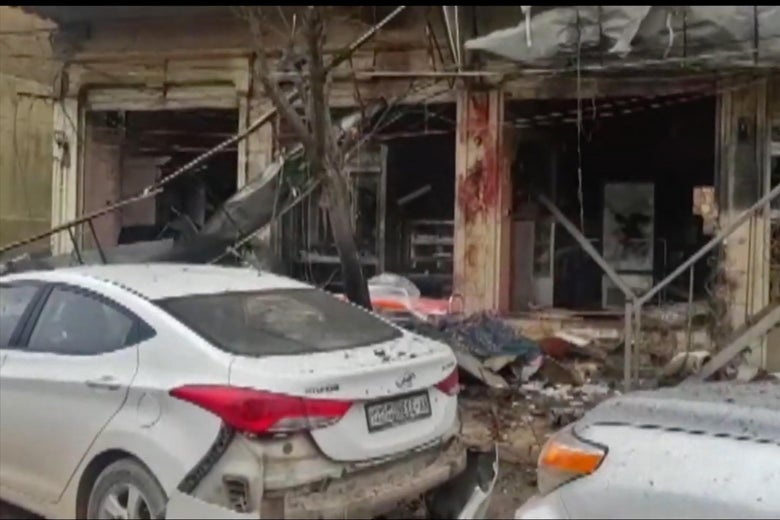 Four U S  troops killed in Syria by ISIS bombing