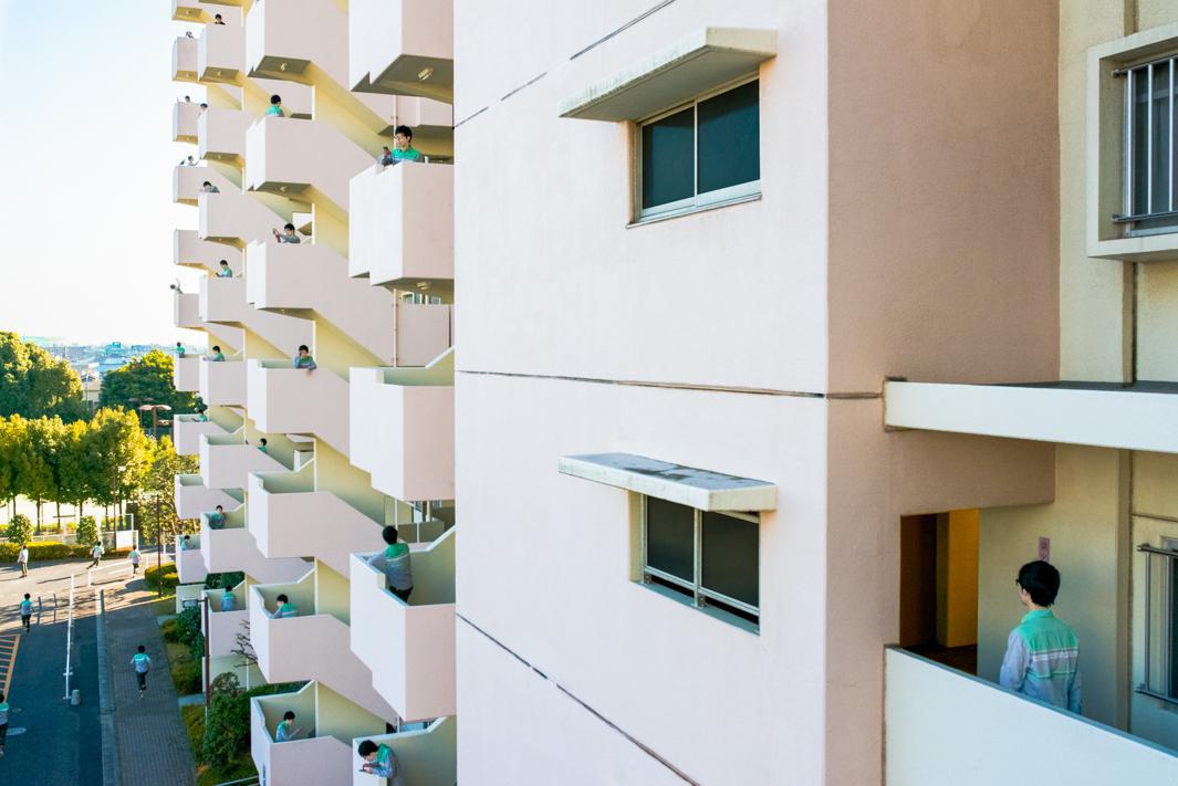 Monodramatic/Housing Complex.