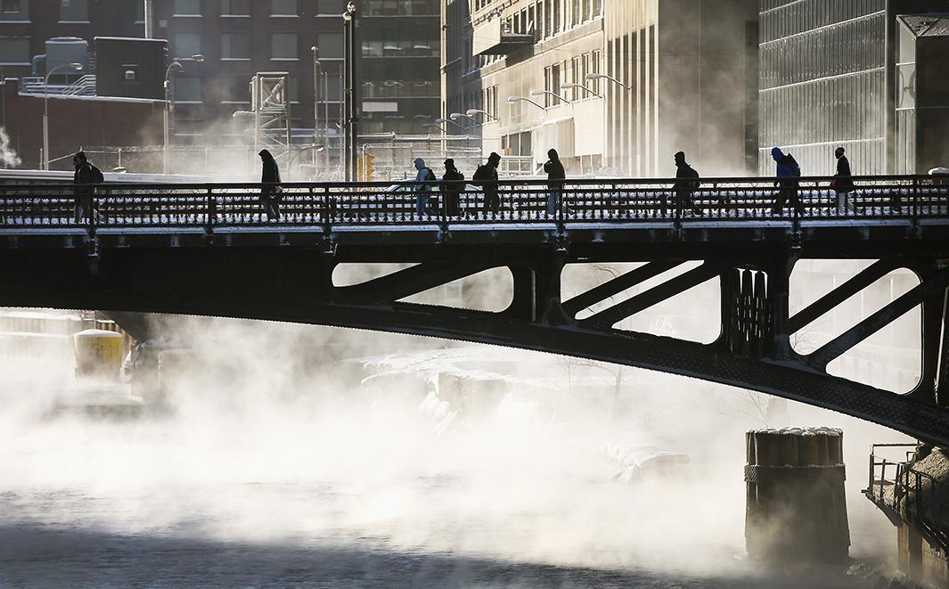 January 6, 2014: Chicago, Illinois