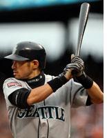 Ichiro Suzuki. Click image to expand.