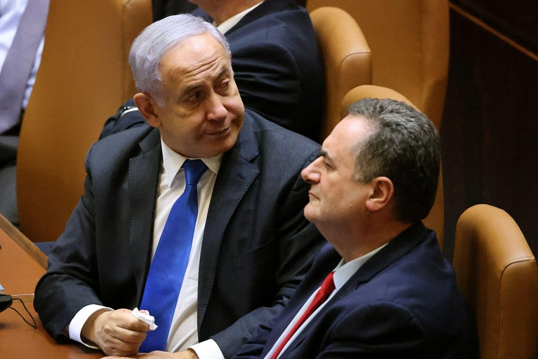 Netanyahu's 12-year tenure ends as Israel approves new governing coalition.
