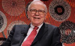 Warren Buffett. Click image to expand.