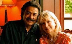 Shahid and Ann Khan.