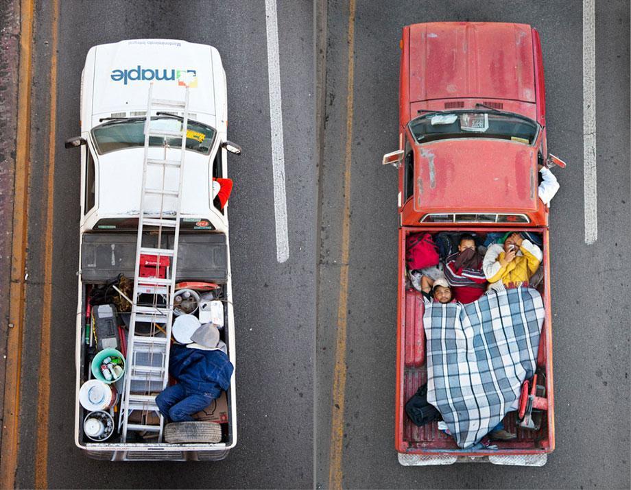 Alejandro Cartagena Carpoolers 2011-2012