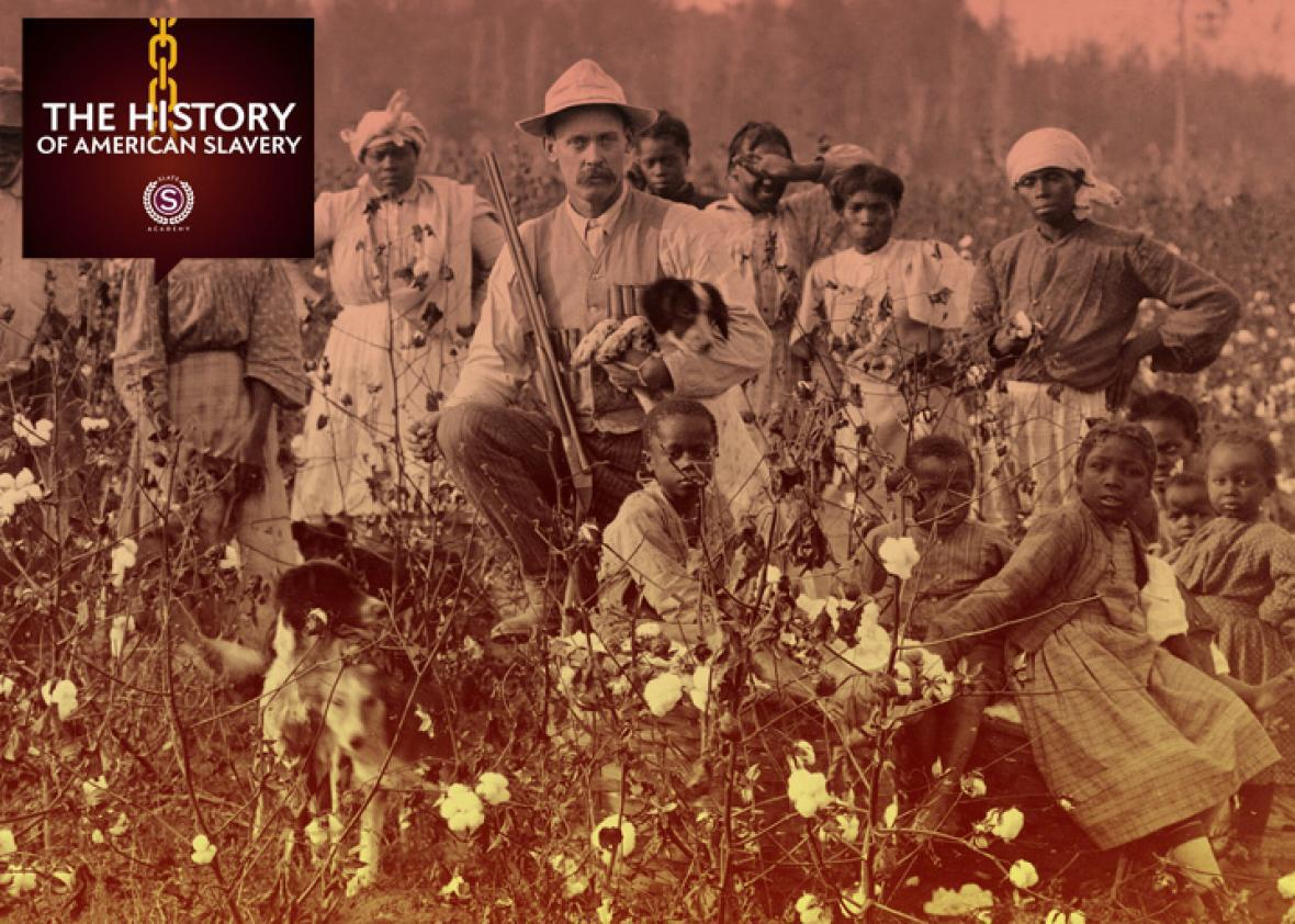 Slavery under the pushing system: Why systematic violence