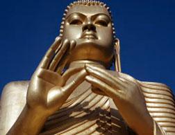 The Buddha.