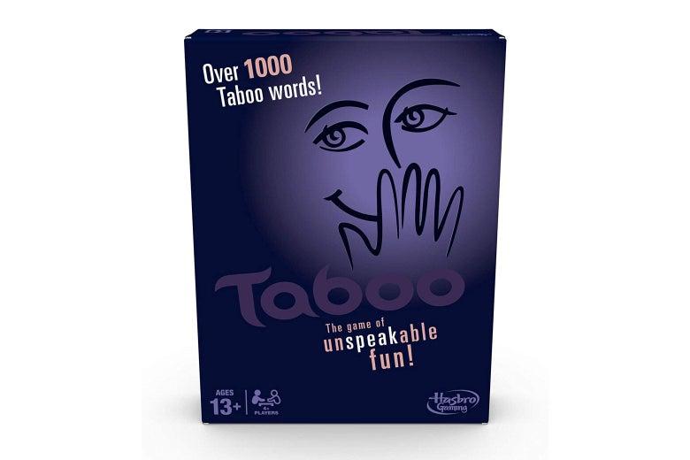 Taboo.