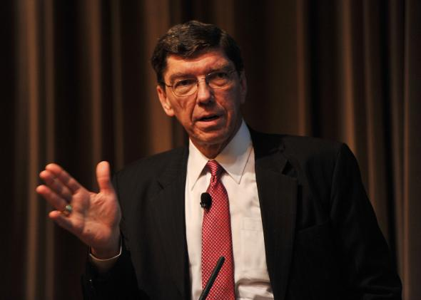 Clayton Christensen and Jill Lepore agree on more than they'd like to admit.