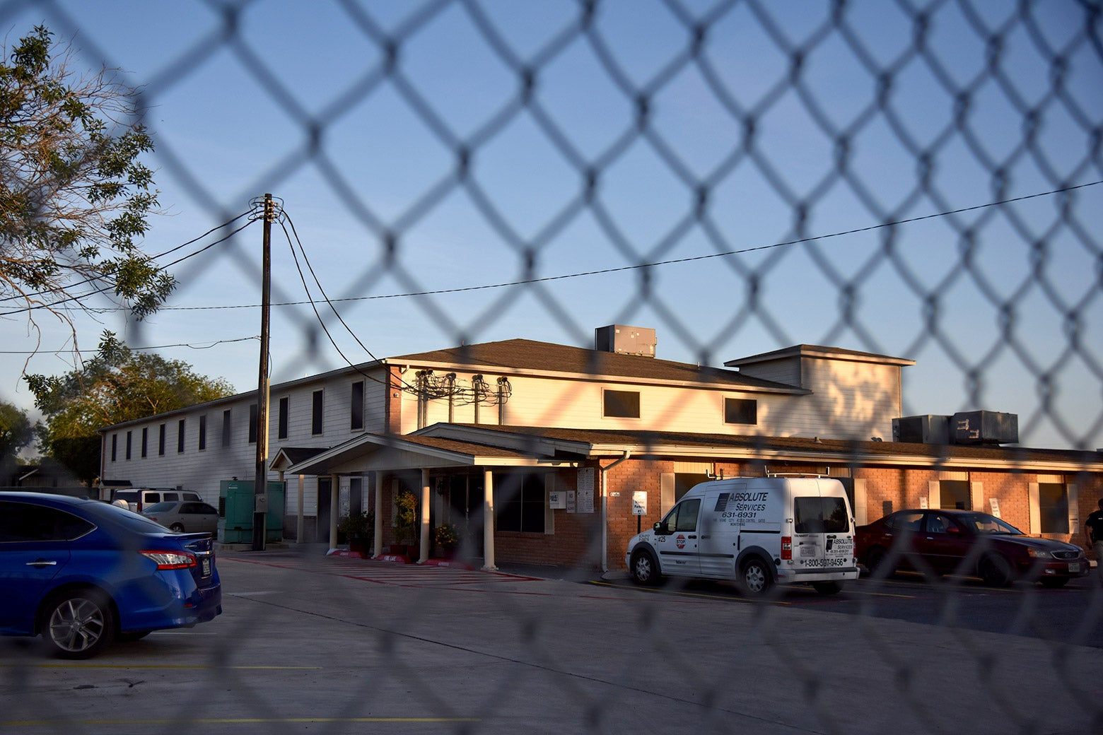 Casa Antigua is a facility run by Southwest Key Programs that houses immigrant children who have been separated from their families, as seen on June 22 in San Benito, Texas.
