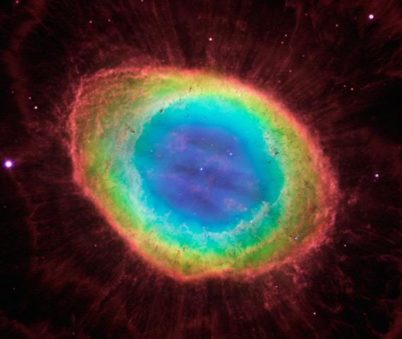 Hubble Ring Nebula