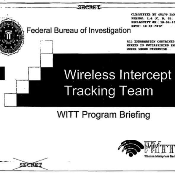 FBI Wireless Intercept and Tracking Team: Files reveal new