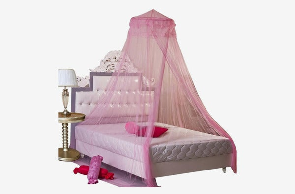 GYBest Lace Curtain Dome Canopy