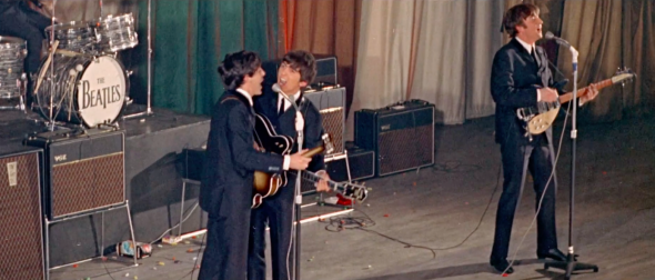 The Beatles are getting a concert documentary.