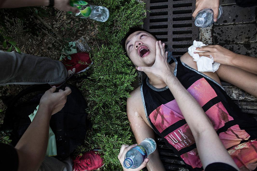 Hong Kong: September 27, 2014