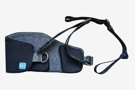 The Neck Hammock™ 2.0 – The Original Portable Cervical Traction and Relaxation Device.