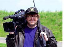 Michael Moore brings out the big guns