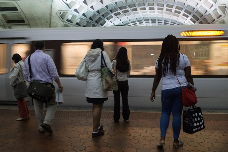 D.C. Author May Lose Book Deal After Reporting a Black Metro Employee for Eating on the Train
