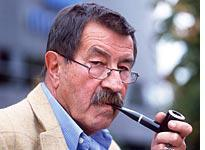 Gunter Grass. Click image to expand.