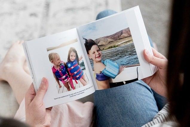 Chatbooks Custom Photo Book