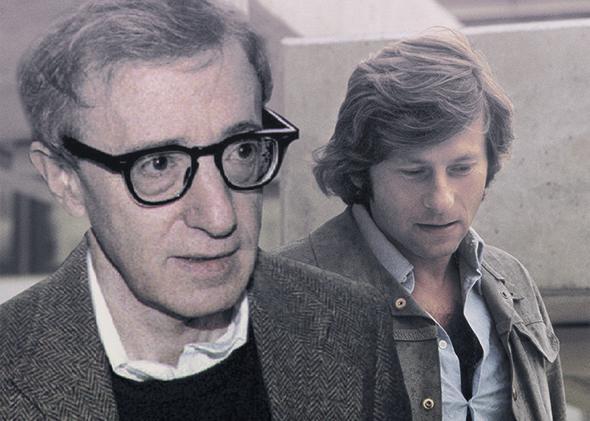 Woody Allen, Roman Polanski