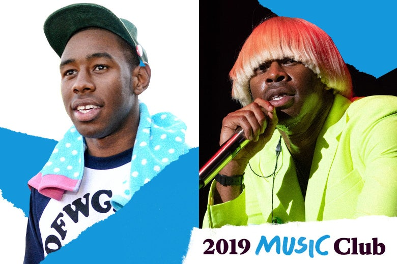 Music in 2009 vs. Music in 2019