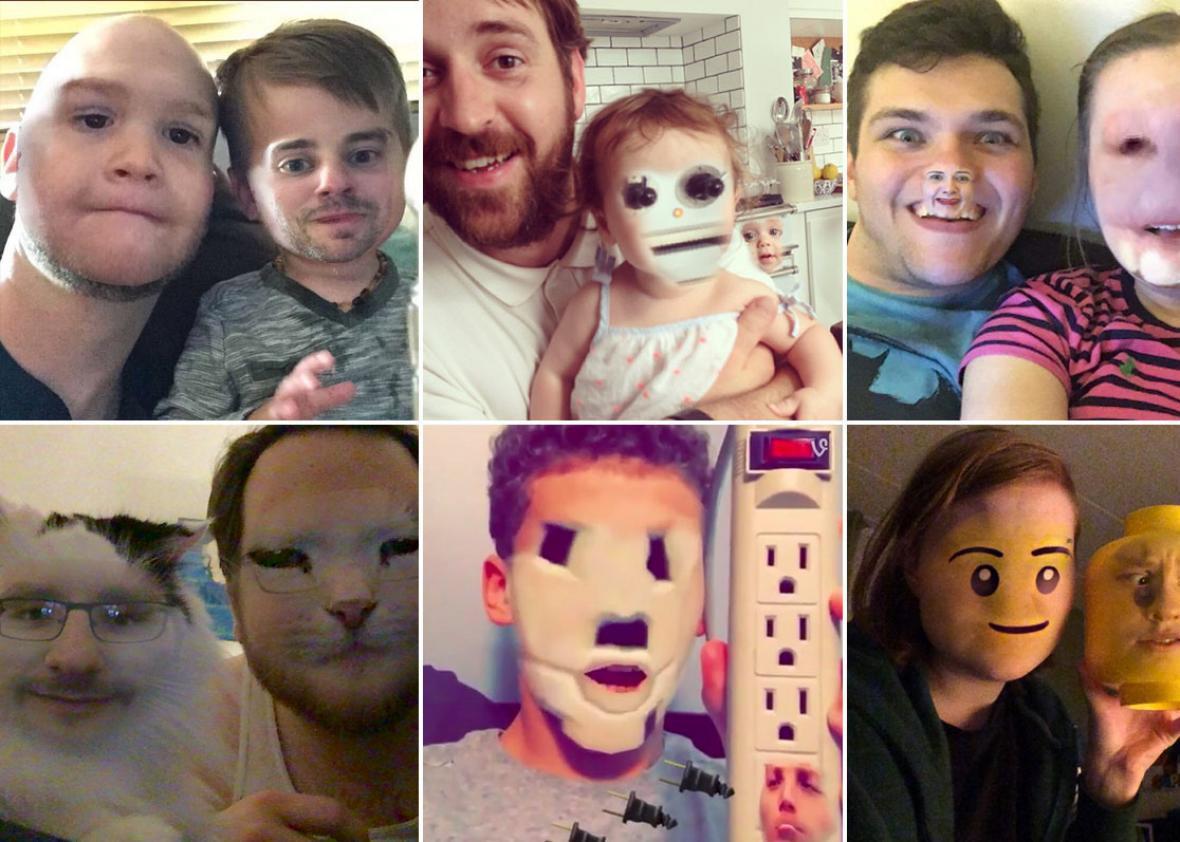приложение обмен лицами фото для виндовс торт можно