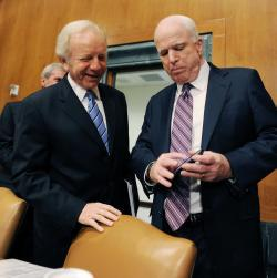 John McCain is going to find his iPhone a little less annoying from now on.