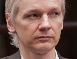 Julian Assange. Click image to expand.