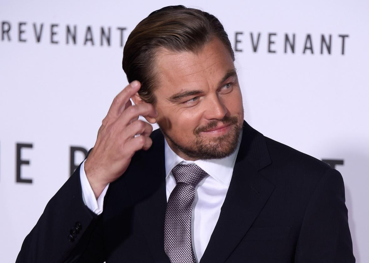 Leonardo Dicaprio Only Dates Women Who Are 20 To 25 Years Of Age
