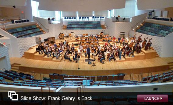 Slide Show: Frank Gehry Is Back