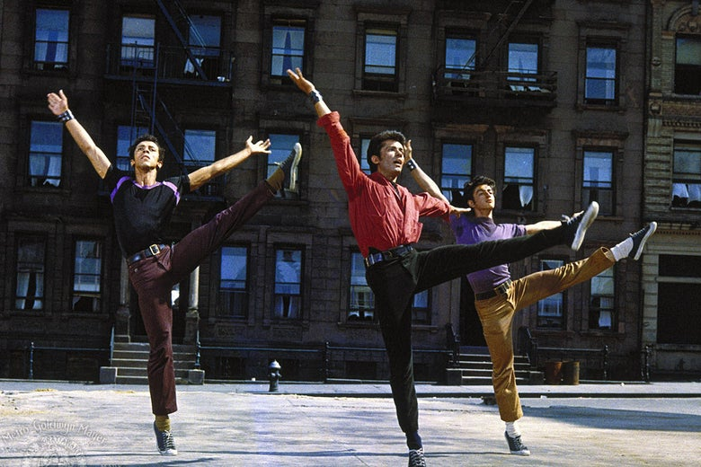 A West Side Story remake is coming.