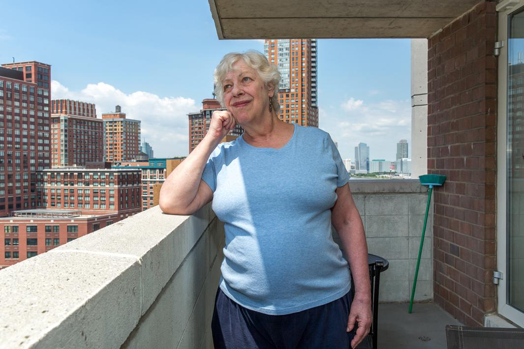 Anita King, a retired director of New York City Department of Buildings, moved into the complex in 1978.