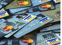 Credit cards. Click image to expand.