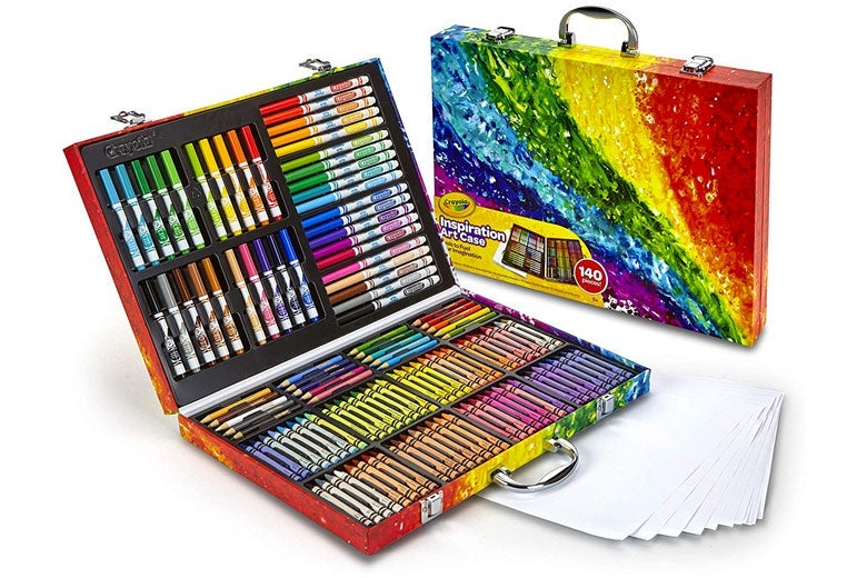 Crayola coloring kit