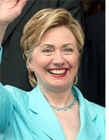 Hillary in '04: A vast right-wing conspiracy?